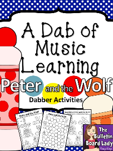 peter and the wolf dabber