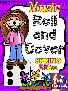 music roll and cover
