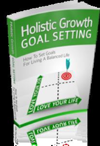 Holistic Goal Setting | eBooks | Self Help