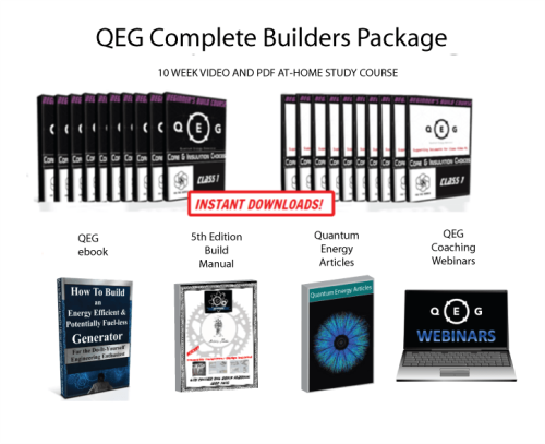First Additional product image for - QEG Complete Builders Package
