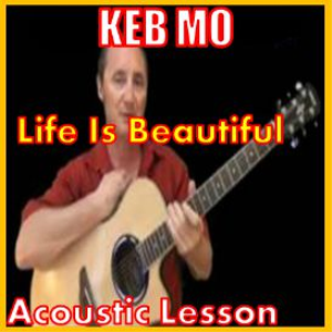 Learn to play Life Is Beautiful by Keb Mo | Movies and Videos | Educational