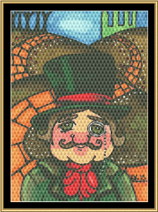 The Wizard Of Oz Collection: Wizard | Crafting | Cross-Stitch | Other