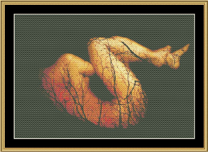 Body Of Woods | Crafting | Cross-Stitch | Miscellaneous
