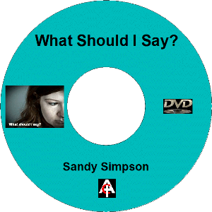 What Should I Say? MP4 | Movies and Videos | Religion and Spirituality