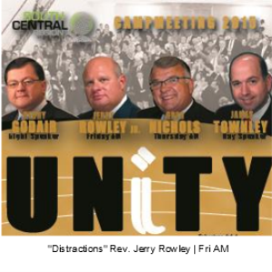 Distractions - Rev. Jerry Rowley | Other Files | Everything Else