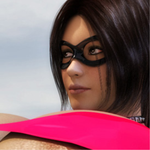 Third Additional product image for - Superheroines Picture Pack