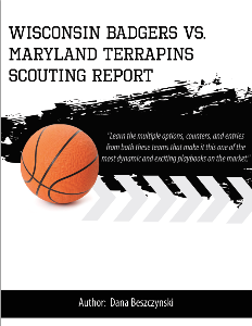 Wisconsin Badgers vs. Maryland Terrapins Scouting Report | eBooks | Sports