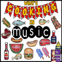 Whats Cooking in Music - Bulletin Board | Other Files | Everything Else
