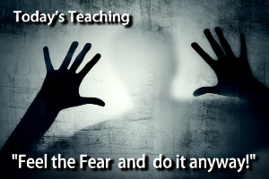 Feel The Fear And Do It Anyway! | Audio Books | Religion and Spirituality