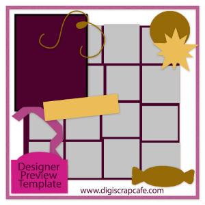 designer journal template