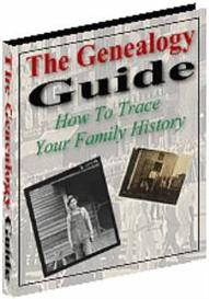 The Genealogy Guide - How To Trace Your Family History | eBooks | Reference