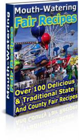 Over 100 Mouth-Watering Fair Recipes | eBooks | Food and Cooking