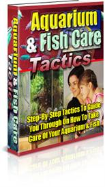Aquarium and Fish Care Tactics | eBooks | Home and Garden