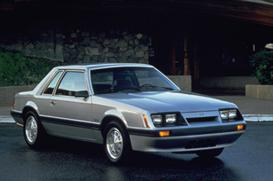 1986 Ford Mustang MVMA Specifications | eBooks | Automotive