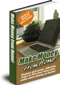 Make Money From Home Course with Master Resell Rights | Audio Books | Business and Money