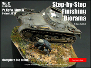 vl 47 panzer i diorama