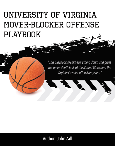 University of Virginia Blocker Mover Offense | eBooks | Sports