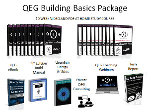QEG Basics Package | Other Files | Documents and Forms