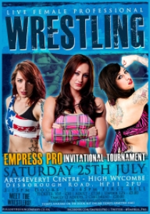 empress pro invitational tournament (2015-07-25)