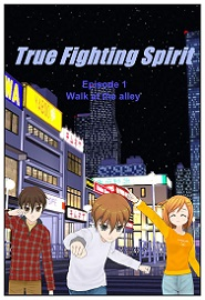 True Fighting Spirit Chapter 1 | eBooks | Comic Books