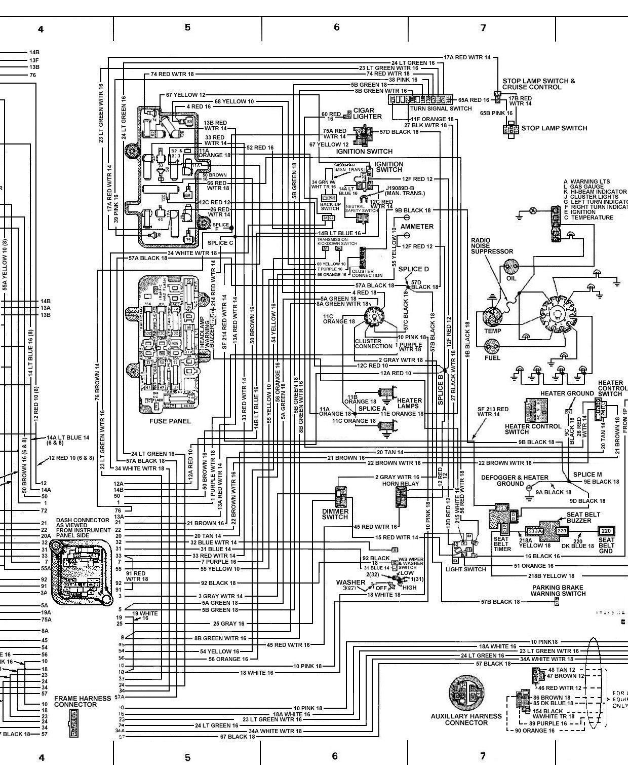 pcm wiring diagram 01 3500 express with Ewrazphoto 1967 Ford Galaxie Windshield on 1976 Bmw 2002 Fuse Box Diagram as well Engine Ground Wire Location 2003 Chevy Tahoe moreover Showthread moreover 5ekl0 Gmc K2500 Sierra 4x4 Gmc Truck 1988 4x4 Sierra 2500 Gas furthermore .