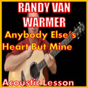 Learn to play Anyone Else's Heart But Mine by RVW | Movies and Videos | Educational
