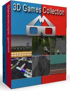 3d anaglyph games stereoscopic games