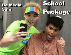Be Media Safe (School Package) | Music | Electronica