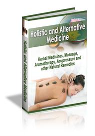 holistic and alternative medicine