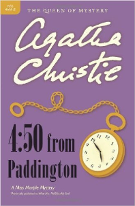 4:50 from paddington  agatha christie