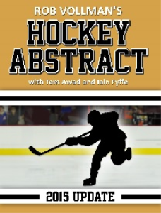 Rob Vollman's Hockey Abstract 2015 Update | eBooks | Sports