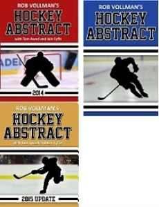 ultimate rob vollman hockey abstract package