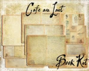 café au lait book kit