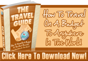 how to travel on a budget to anywhere in the world