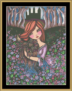The Fairytale Collection: Beauty & The Beast | Crafting | Cross-Stitch | Miscellaneous