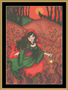 The Fairy Tale Collection: Red Riding Hood | Crafting | Cross-Stitch | Other