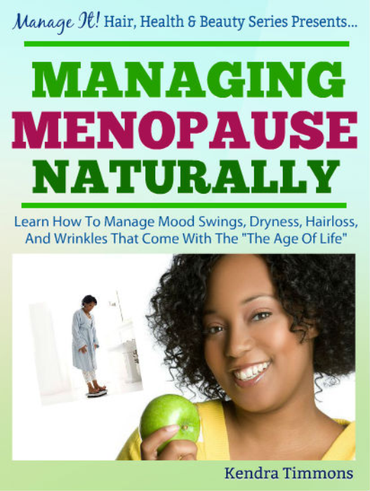 First Additional product image for - Managing Menopause Naturally