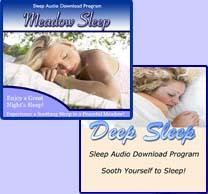 Meadow Sleep-Deep Sleep Combo | Audio Books | Health and Well Being