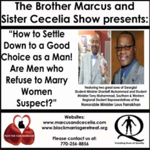 How to Settle Down to a Good Choice as a Man! Are Men who Refuse to Marry Women Suspect?"