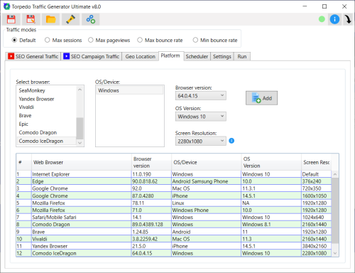 First Additional product image for - Website Auto Traffic Generator Ultimate V6.3