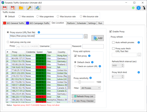 Second Additional product image for - Website Auto Traffic Generator Ultimate V6.3
