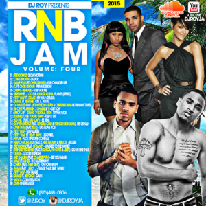 dj roy rnb jam mi vol.4 2015
