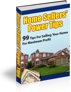 home seller tips