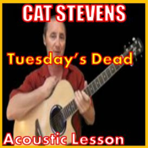 Learn to play Tuesdays Dead by Cat Stevens | Movies and Videos | Educational