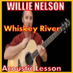 Learn to play Whiskey River by Willie Nelson | Movies and Videos | Educational