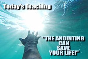The Anointing Can Save Your Life! | Audio Books | Religion and Spirituality