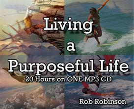 Living A Purposeful Life On ONE 20 Hour MP3 Audiobook | Audio Books | Religion and Spirituality