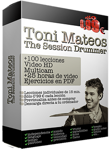 The Session Drummer. Leccion 101.Gira Antonio Orozco. Mi set de monitoraje | Music | Other