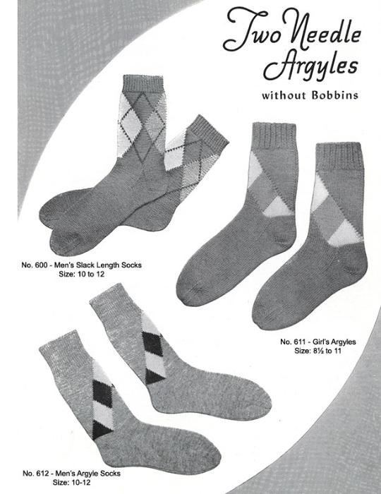 First Additional product image for - Mittens Gloves Socks | Volume 99 | Doreen Knitting Books DIGITALLY RESTORED PDF
