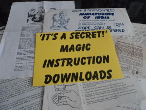 Hot & Cold St. Pierre Magic   Documents and Forms   Manuals
